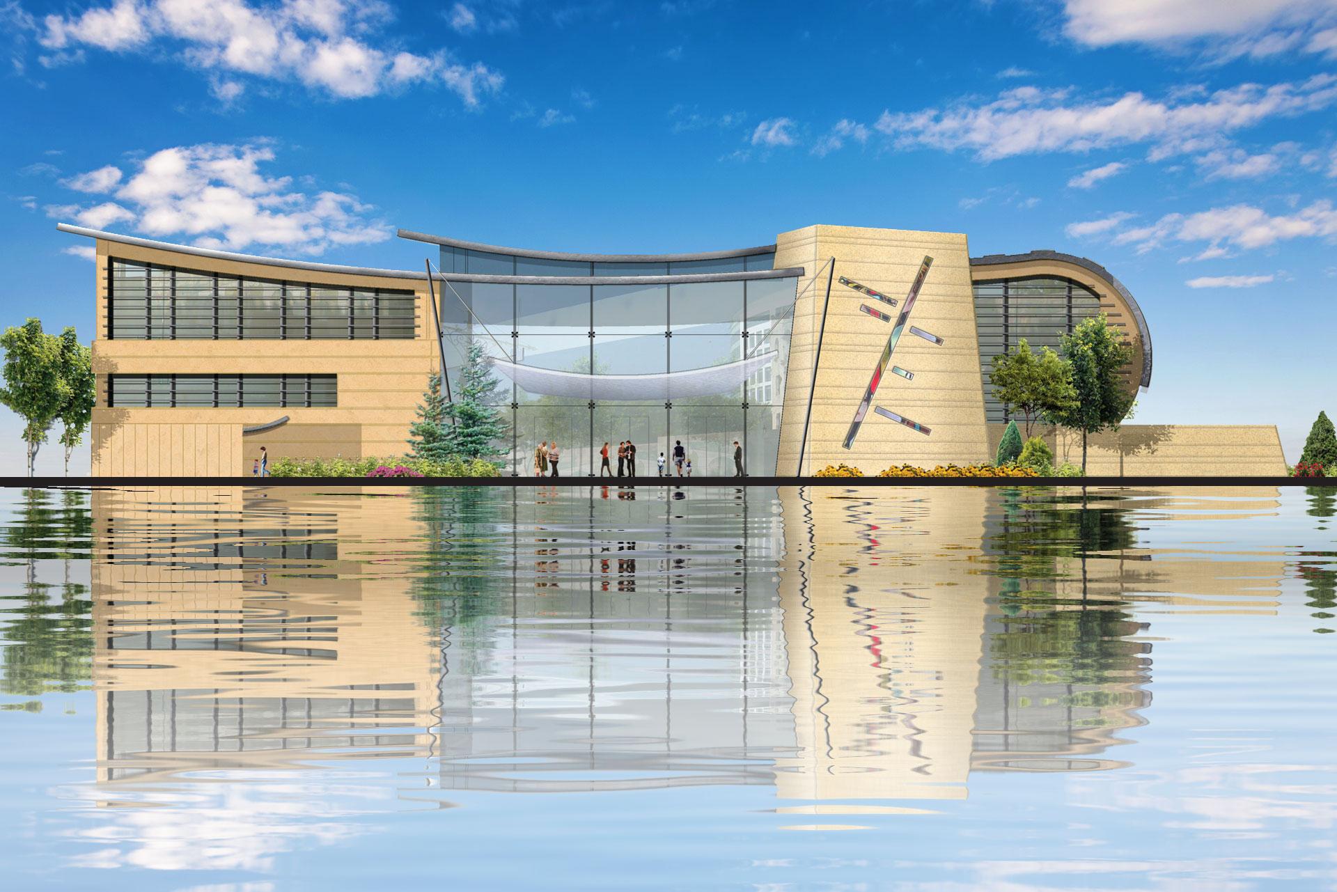Architecture by Saab International